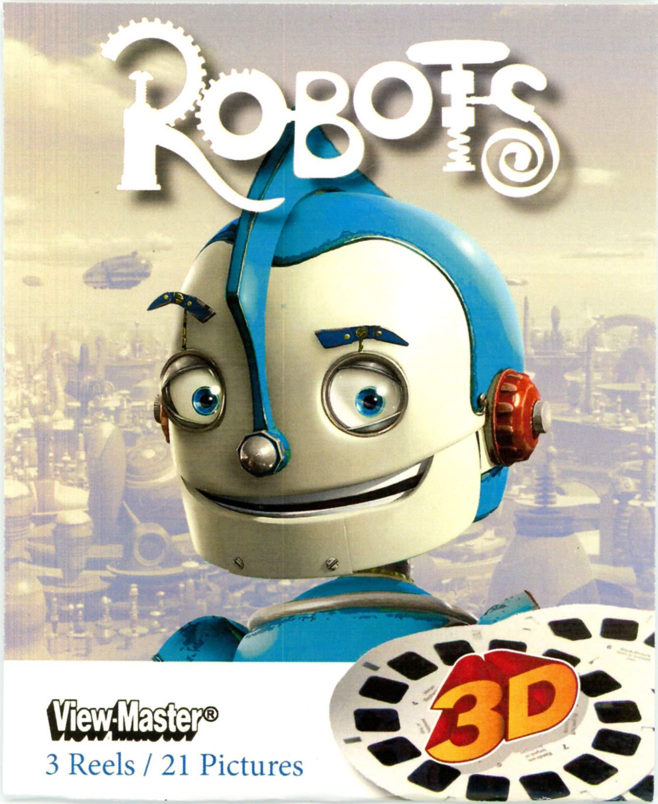 View-Master *Robots* 3D Reels
