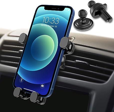 Syncwire Handyhalterung Halter Auto Handyhalter 4 7 6 5 Zoll Universal Autohalterung Lüftung Lüftungsschlitz Belüftung Kfz Phone Halterung Handy Halter Für Iphone Samsung Huawei Und Mehr Smartphones Navigation