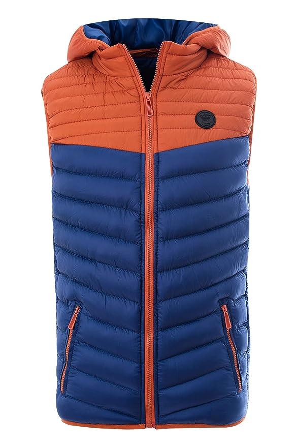 755679591 Soulstar Mens New Winter Sleeveless Gilet Puffer Puffa Coat Jacket ...
