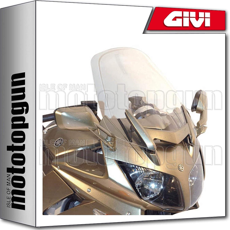GIVI CUPULA D134ST COMPATIBLE YAMAHA FJR 1300 2001 01 2002 02 2003 03 2004 04 2005 05