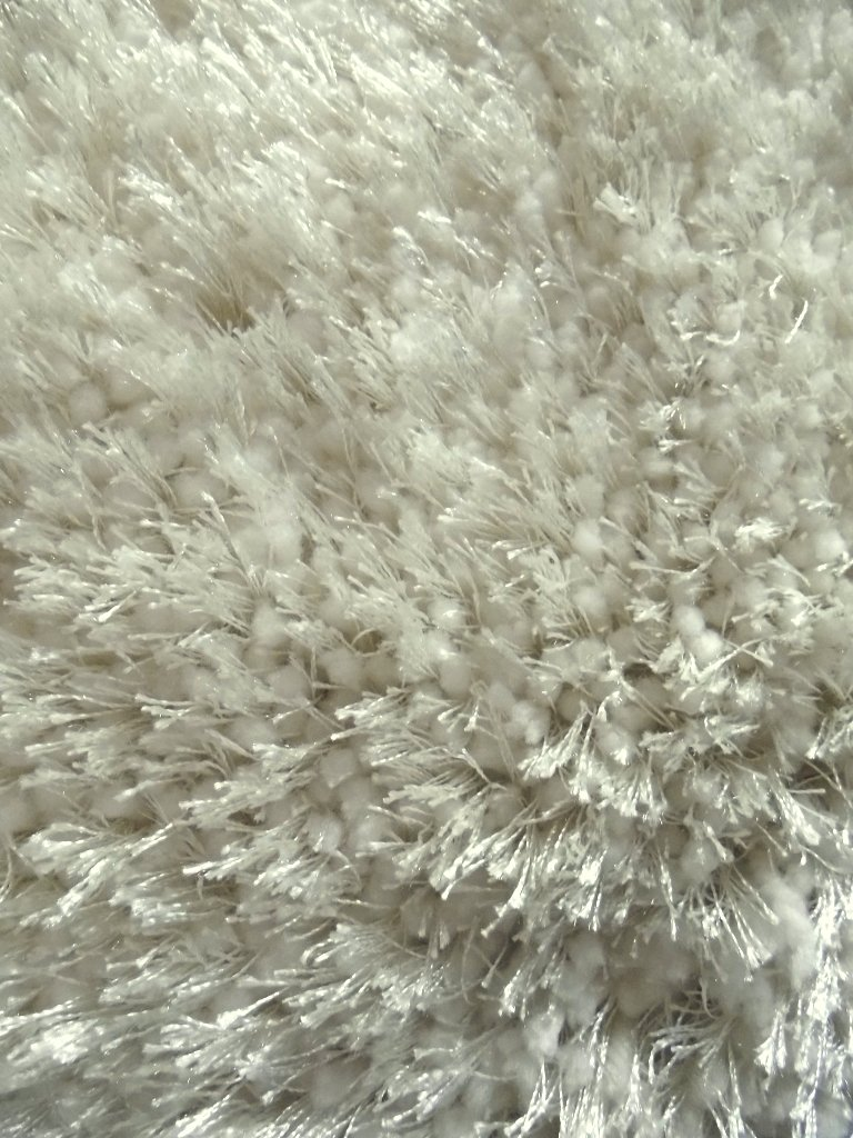 Amazon.com: White Shag Rug 7 Ft. 8 In. X 10 Ft. 6 In. Afro Design: Kitchen  U0026 Dining