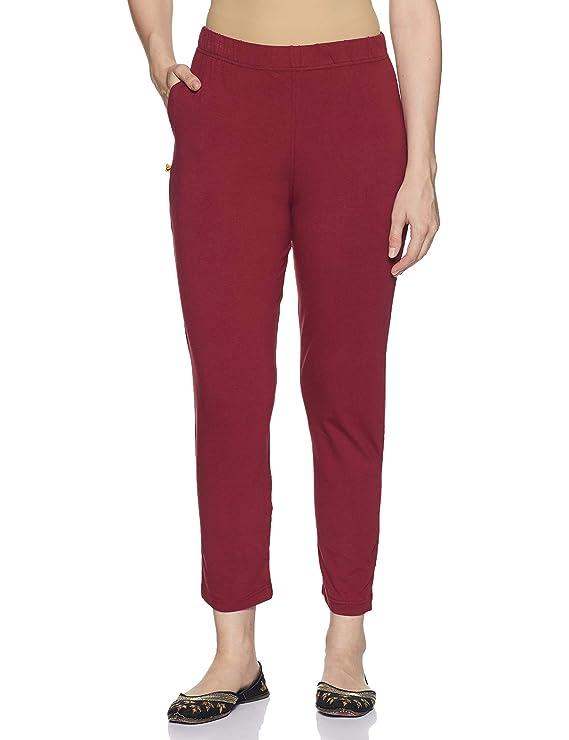 Aurelia Women's Straight Fit Pants Women's Trousers