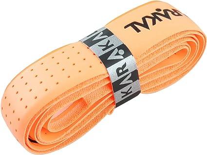WHITE Karakal PU Replacement Grip Tennis Squash Badminton
