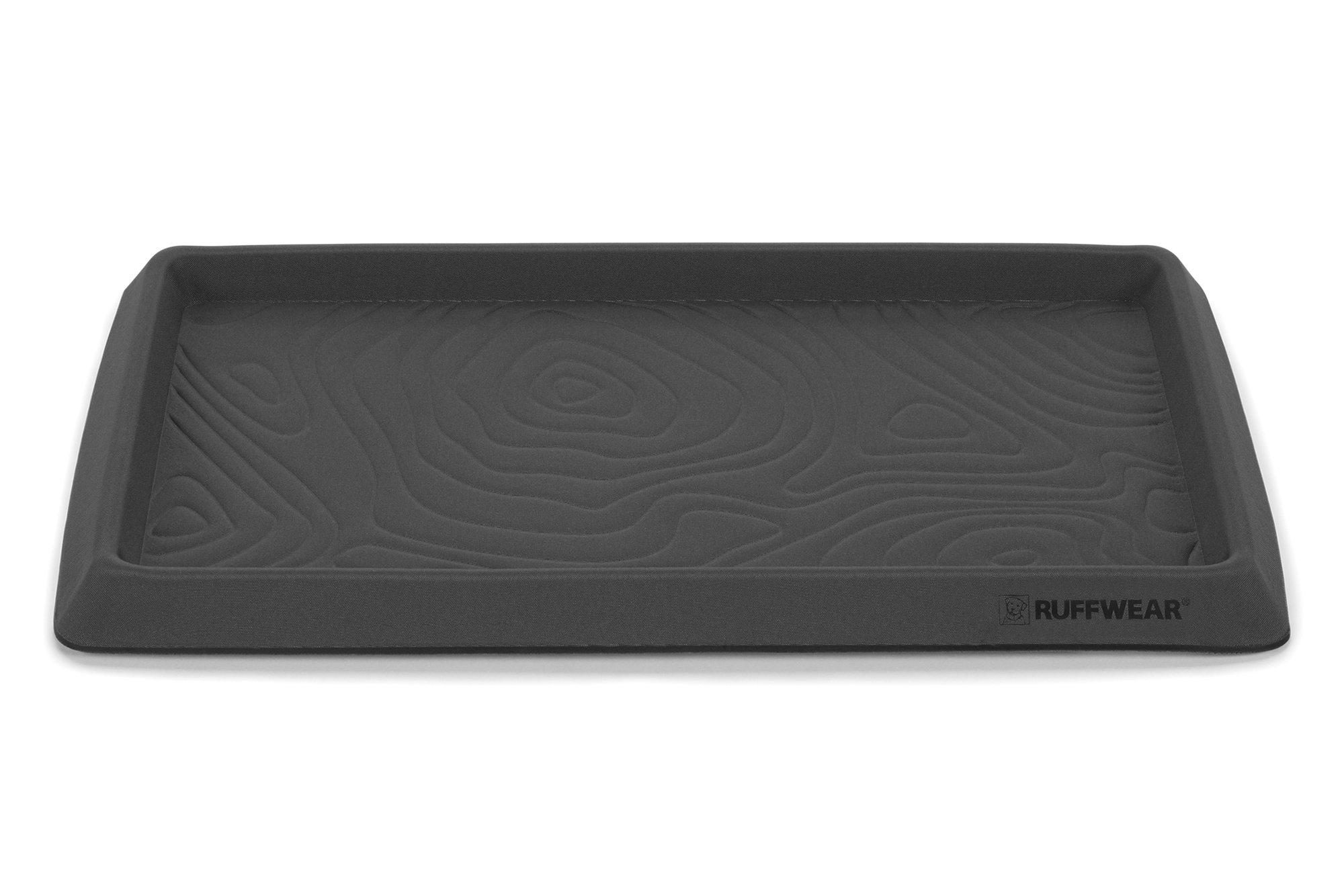 RUFFWEAR - Basecamp Portable Dog Mat, Twilight Gray,large