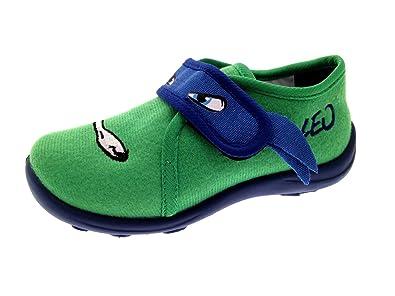 Amazon.com: Zapatillas de casa para niños, diseño de ...