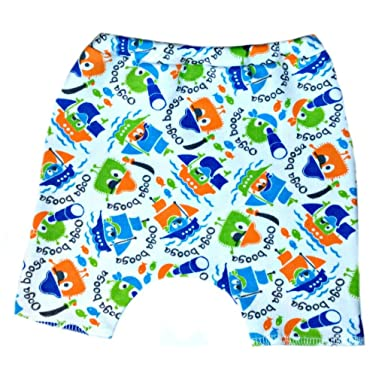 a232a95be Amazon.com  Jacqui s Baby Boys  OOGA Booga Pirate Shorts - 7 Sizes ...