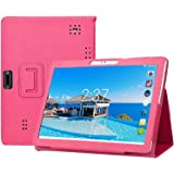 Transwon Case for YELLYOUTH Android Tablet 10 Inch with Sim Card Slots, Penen M1 10 Inch Android Tablet PC, MaiTing…