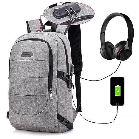 91b08252b20f Amazon.com: ZZW Ultra-Thin Waterproof Casual Backpack, Wear ...