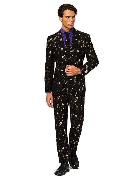 Amazon.com: OppoSuits - Disfraz para hombre, diseño de La ...