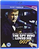 The Spy Who Loved Me [Blu-ray] [1977]