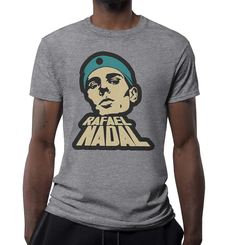KRIKST Tennis Player Artwork Camiseta para Hombre: Amazon.es: Ropa ...