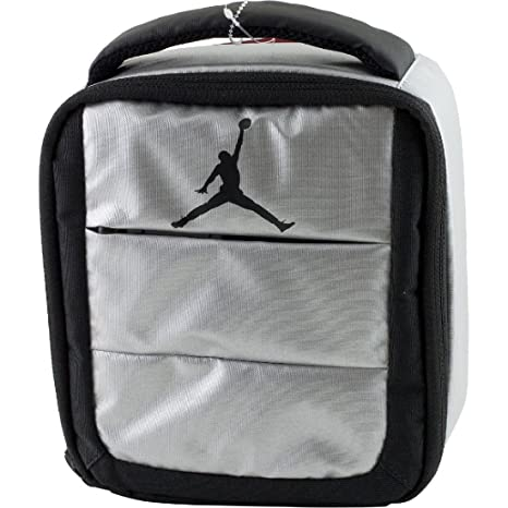 f4b772cb7e29d0 Image Unavailable. Image not available for. Color  Nike Air Jordan Kids  Square Lunch Tote