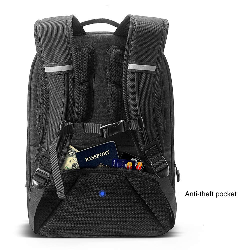 Tomtoc Waterproof Business Backpack