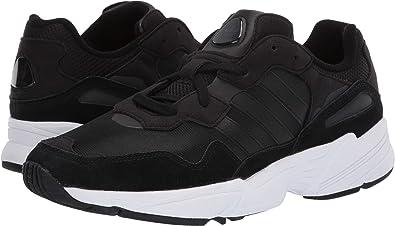 c46e73395f adidas Originals Men's Yung-96 Core Black/Core Black/Crystal White 7 D US