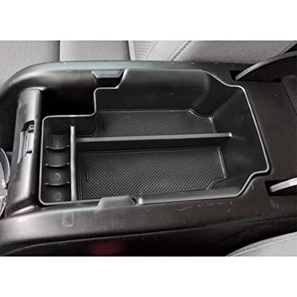 Chevy Colorado Accessories >> Anydream Center Console Organizer Tray For Chevy Colorado Gmc Canyon Accessories 2015 2018