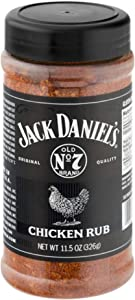 Jack Daniel's Original Quality Chicken Rub, 11.5 oz