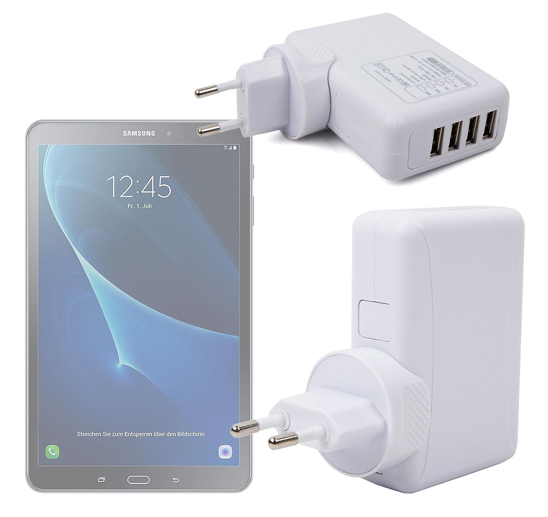 DURAGADGET Cargador De Viaje para Tablet Samsung Galaxy Tab ...