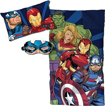 Amazon.com: Jay Franco Marvel Avengers - Juego de 3 piezas ...