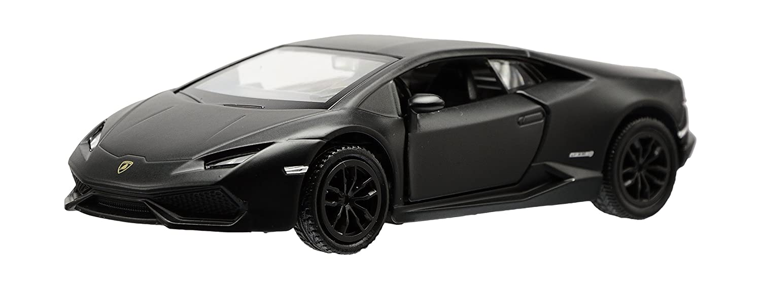 Buy Rmz Lamborghini Huracan Lp610 4 Matte Black 5 Inch Online At