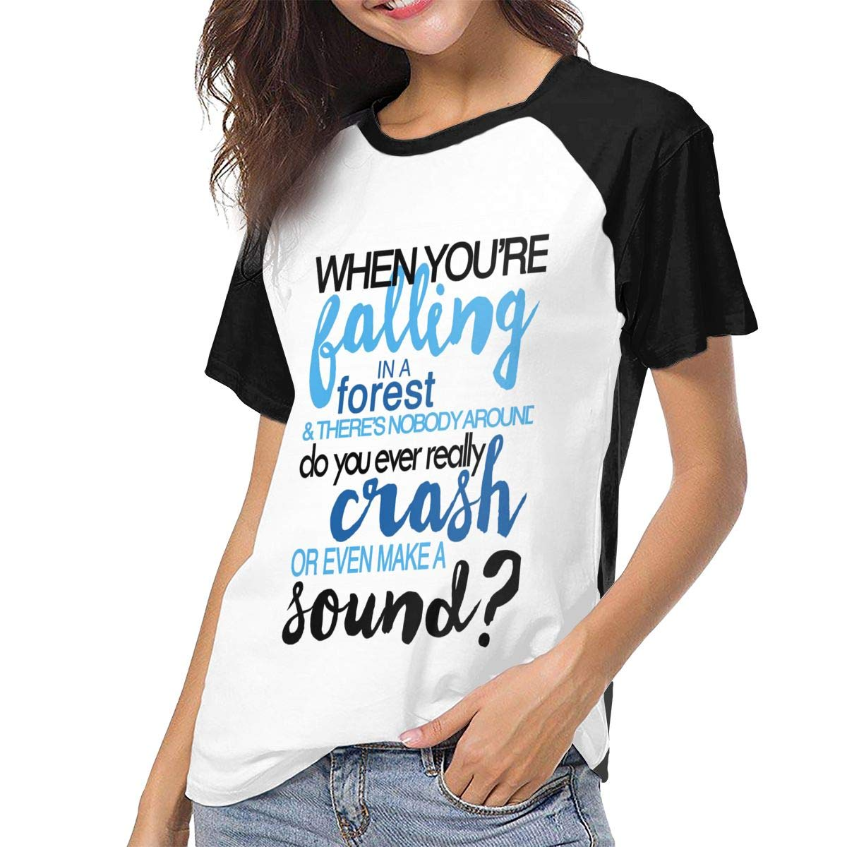 Dear Evan Hansen Breathable Blouses Tops Womens Short-Sleeve Summer T-Shirts