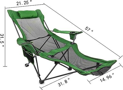 Happybuy Folding Camp Chair
