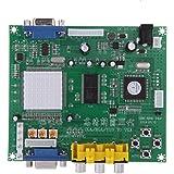 GBS8200 ビデオコンバーター SODIAL(R) GBS8200 1チャンネルリレーモジュールボード CGA / EGA / YUV / RGB -VGAアーケードゲームのビデオコンバーター DAコンバーター