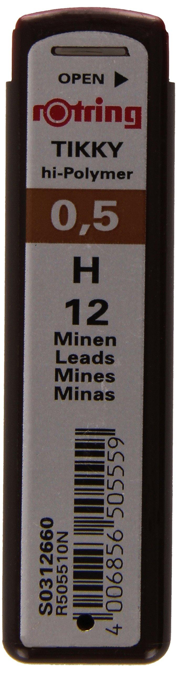 Rotring (S0312660) Recambios de minas H Hi-Polymer para...