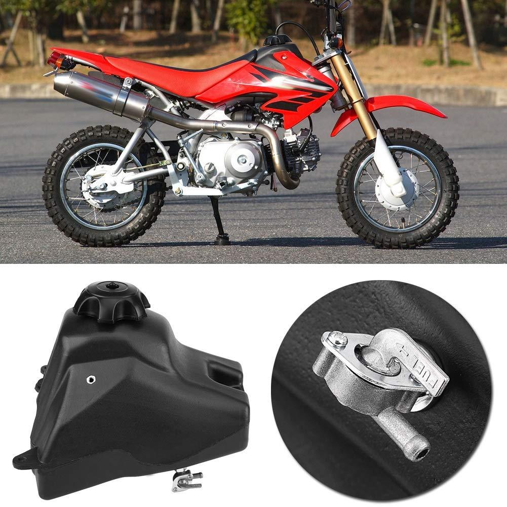 Benzin Tank Benzin Tank f/ür Honda XR50R 2000-2004 CRF50F 2004-2015 f/ür Dirt Pit Bike
