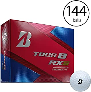 product image for Bridgestone Tour B RXS Feel and Distance Golf Balls Low Average Score (12 Dozen)
