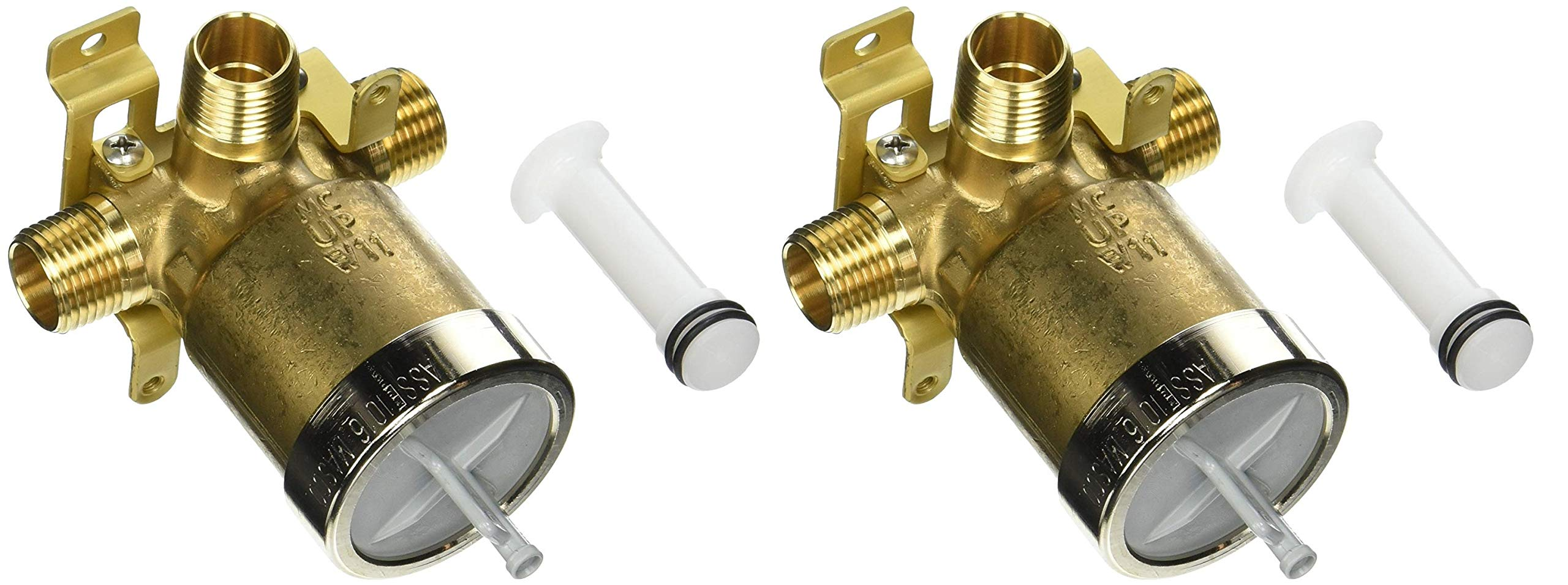 Delta R10000-UNBXHF Multichoice Universal Shower Only Valve Body (Pack of 2) by DELTA FAUCET (Image #1)