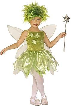 WIDMANN Desconocido Disfraz de hada del bosque para niña: Amazon ...
