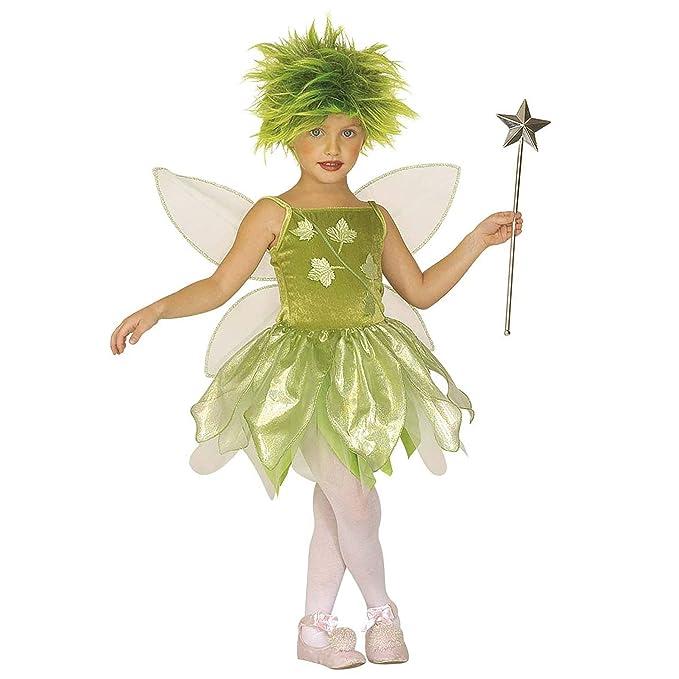 1aa6668eecf Disfraz de hada del bosque niño 128 cm disfraz (cuentos de hadas)   Amazon.es  Juguetes y juegos
