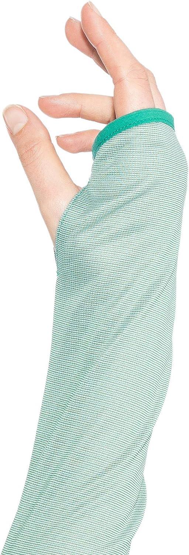 Odlo Damen Midlayer Sweatshirt Bayou/Surf Spray Stripes