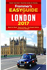 Frommer's EasyGuide to London 2017 (Easy Guides) Paperback