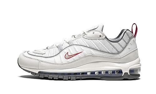 Nike Air Max 98 Cd1538 100 Scarpe da Uomo, Bianco (Summit
