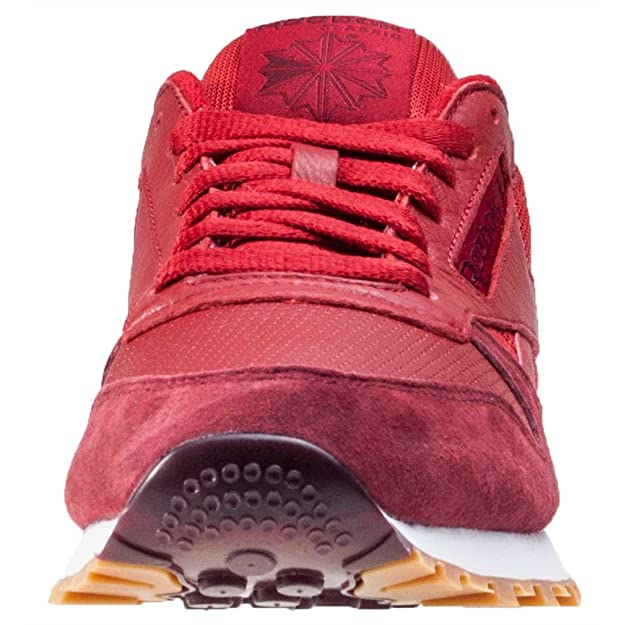 Reebok Classic Leather Perfect Split 45 (us 11,5), Rosso Mainapps