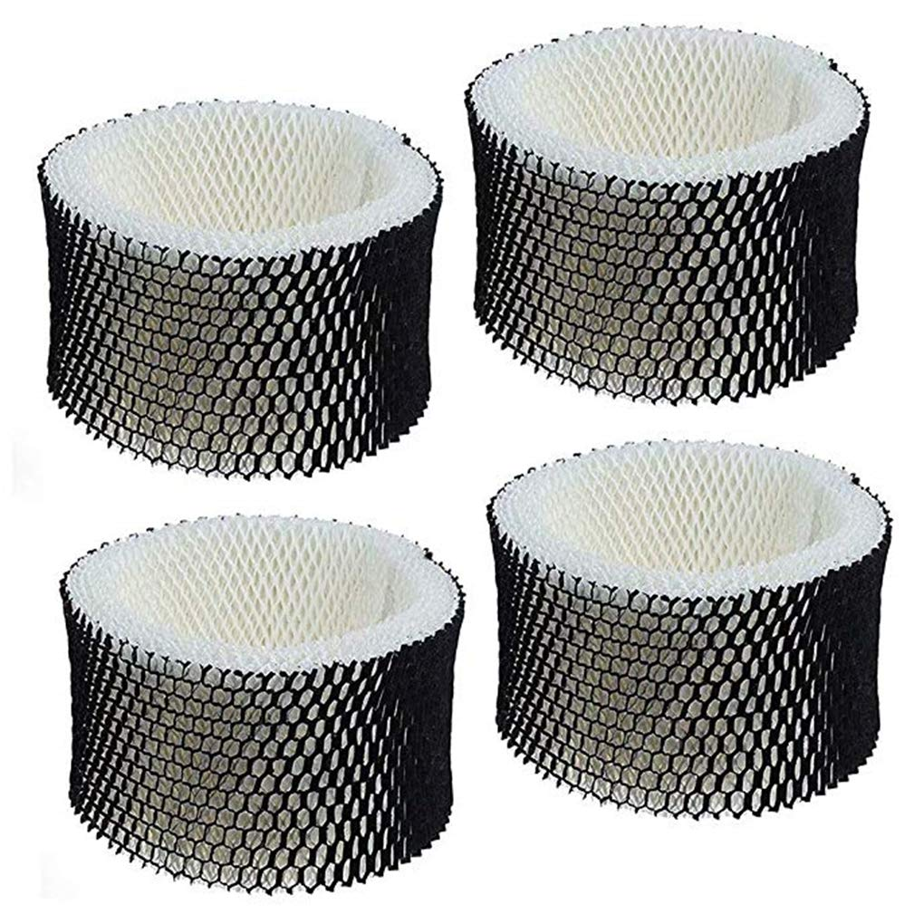 Yonice 4 Pack Humidifier Filters Replacement for Holmes & Sunbeam Humidifier Filter A,Replacement Parts HWF62,HM1701, HM1761, HM1300,HM1100 by Yonice