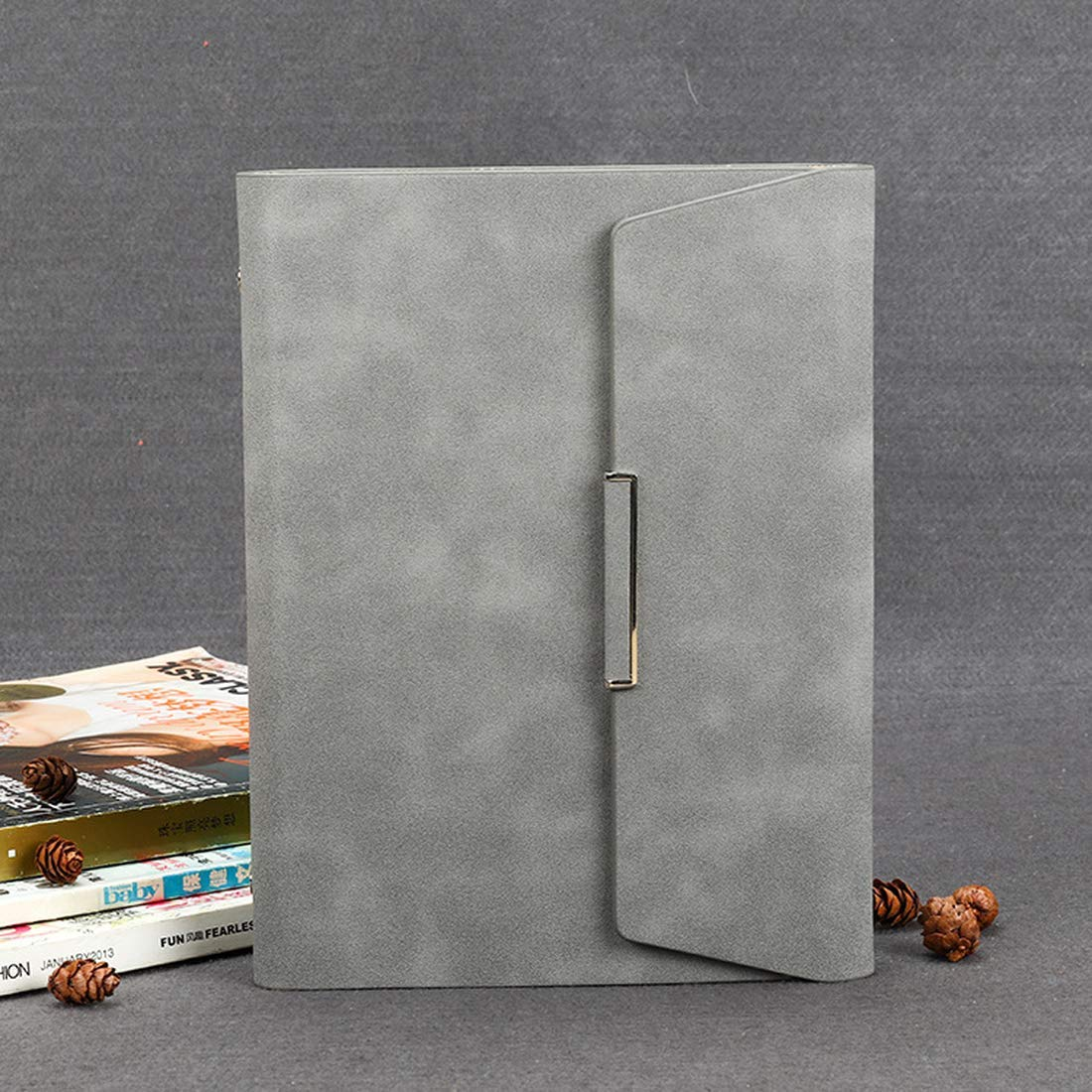 Loose-Leaf Student Book Stationery Supplies Business Notebook Imitation Leather Advertising Notepad