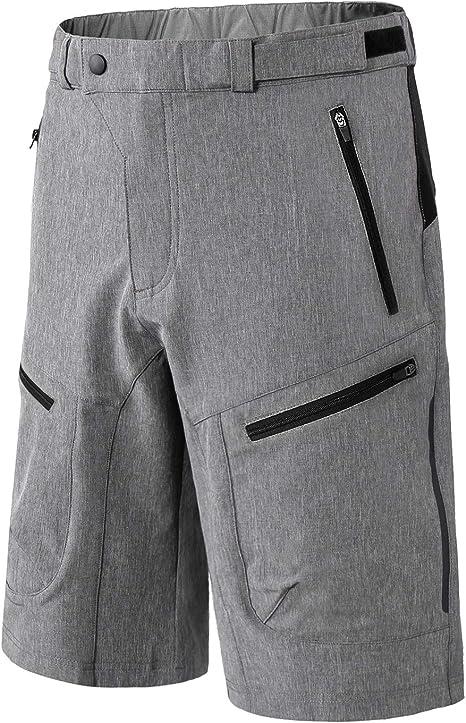 INBIKE Pantalon Corto De MTB Transpirable Fresco Cómodo para ...