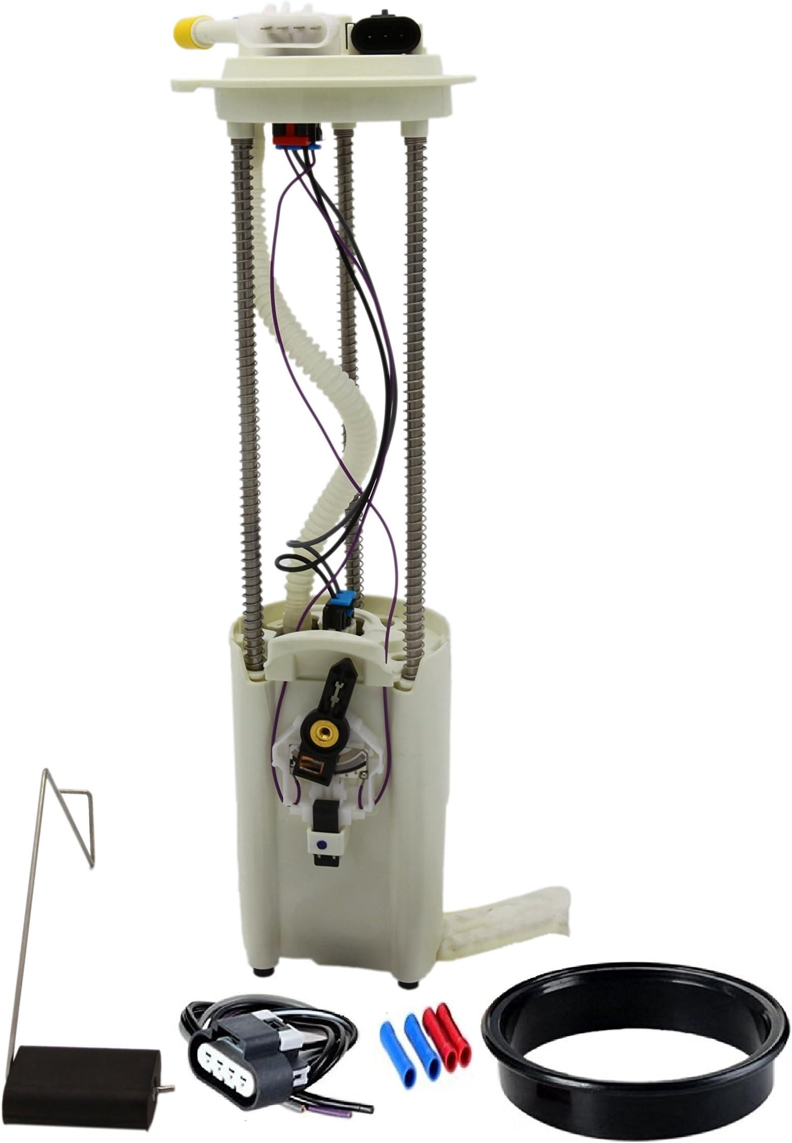 amazon com fuel pumps \u0026 accessories fuel system automotivefuel pump for pickup chevy chevrolet silverado gmc sierra 1999 2000 2001 2002 2003 2004 4 3