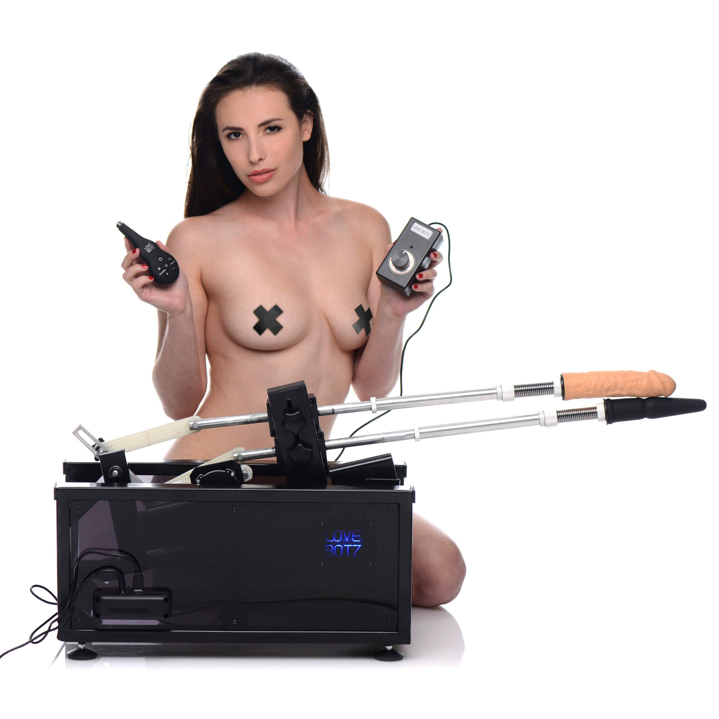 LoveBotz Athenas Ultimate Sex Machine