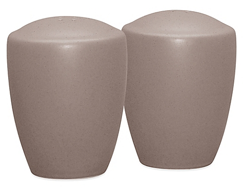 Noritake® Colorwave Salt and Pepper Shakers in Clay - BedBathandBeyon​d.com