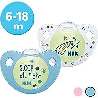 NUK 10176247 Trendline Night & Day - Chupete
