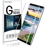 Galaxy Note 8 Panzerglas Schutzfolie,Samsung Galaxy Note 8 Panzerglas,Soyion 3D Full Coverage 9H Gehärtetem Glas Schutzfolie Displayschutzfolie für Samsung Galaxy Note 8