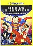 Liga De La Justicia: Desventuras [DVD]