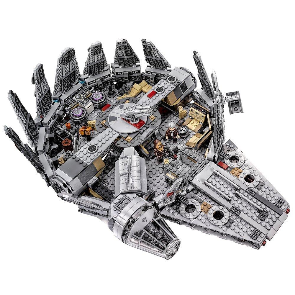 LEGO Star Wars Millennium Falcon 75105 Star Wars Toy by LEGO (Image #1)