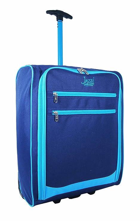 Lote de equipaje de mano para cabina, maleta con ruedas de 52 x 40 x