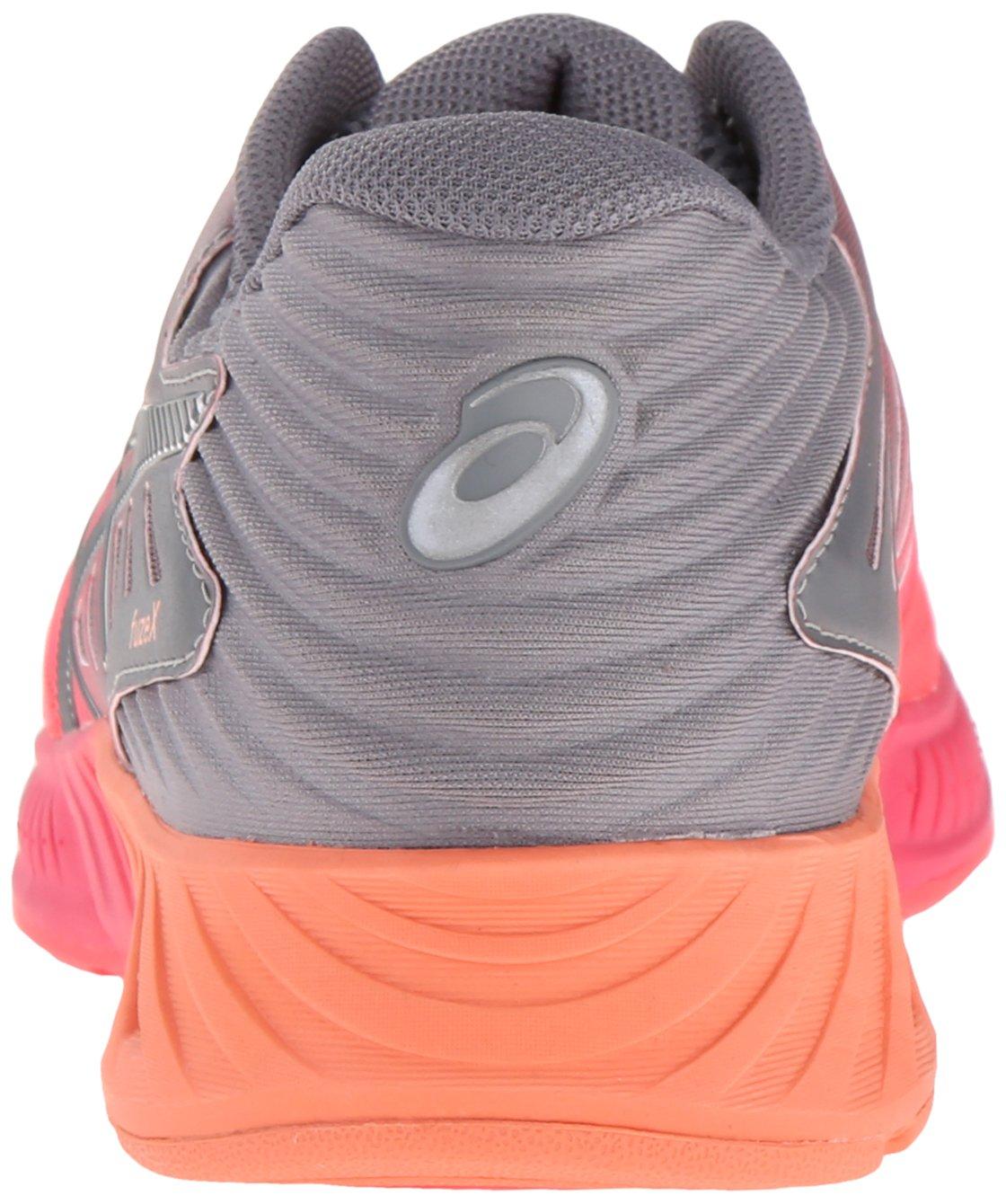 ASICS Women's fuzeX Running Shoe B00YB0NLJ2 10 B(M) US|Diva Pink/White/Carbon