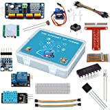 KOOKYE Raspberry Pi IoT Starter Kit Internet of Things for Raspberry Pi 2 / 3 (16 items)