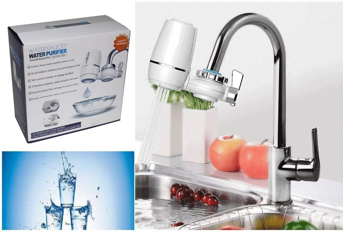 Tap Water Purifier with Ceramic